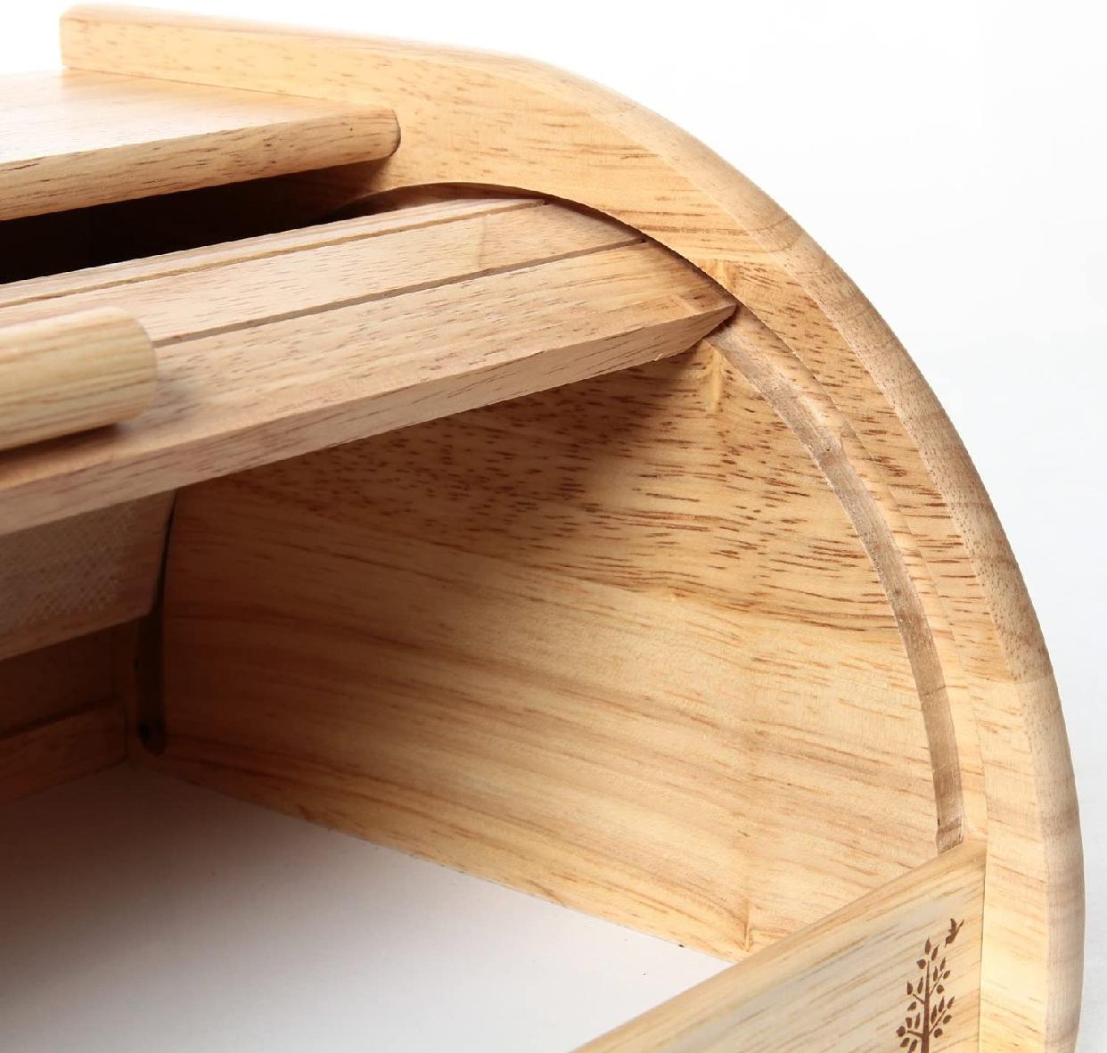 不二貿易(FBC) 木製ブレッドケース ボヌール 94381の商品画像8