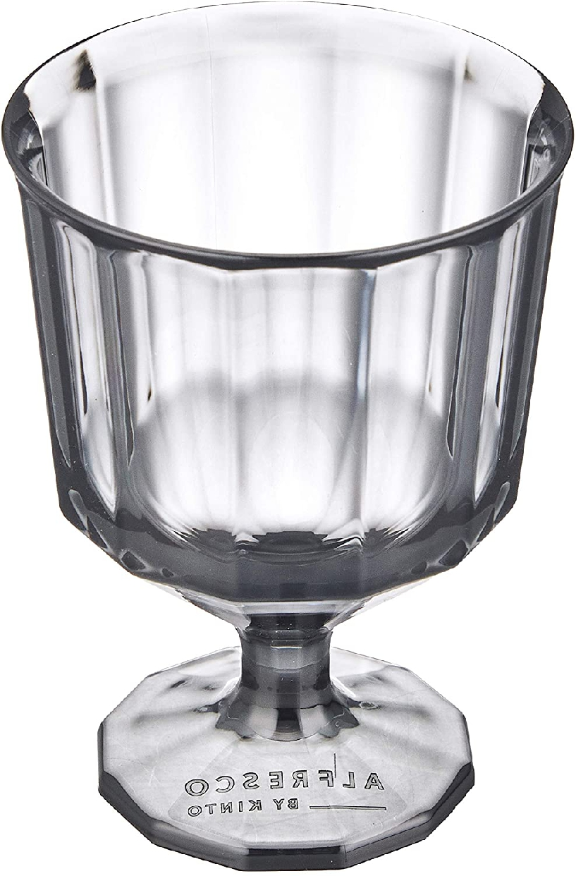 KINTO(キントー) ALFRESCO ワイングラス 250ml 20737 20736 スモークの商品画像