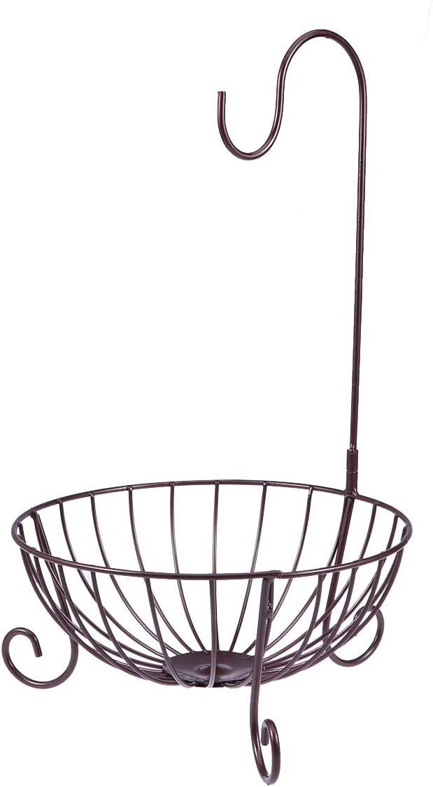 WINOMO(ウィノモ)バナナ吊りフック付きフルーツバスケットの商品画像