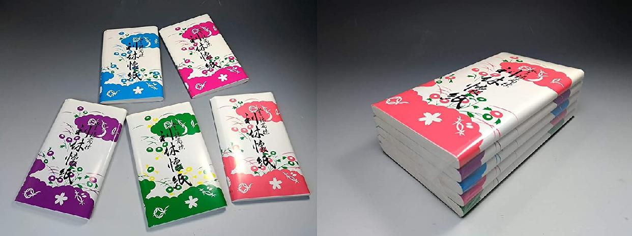 徳増茶道具(トクマサドウグ) 利休懐紙 無地 女性用 150枚の商品画像3