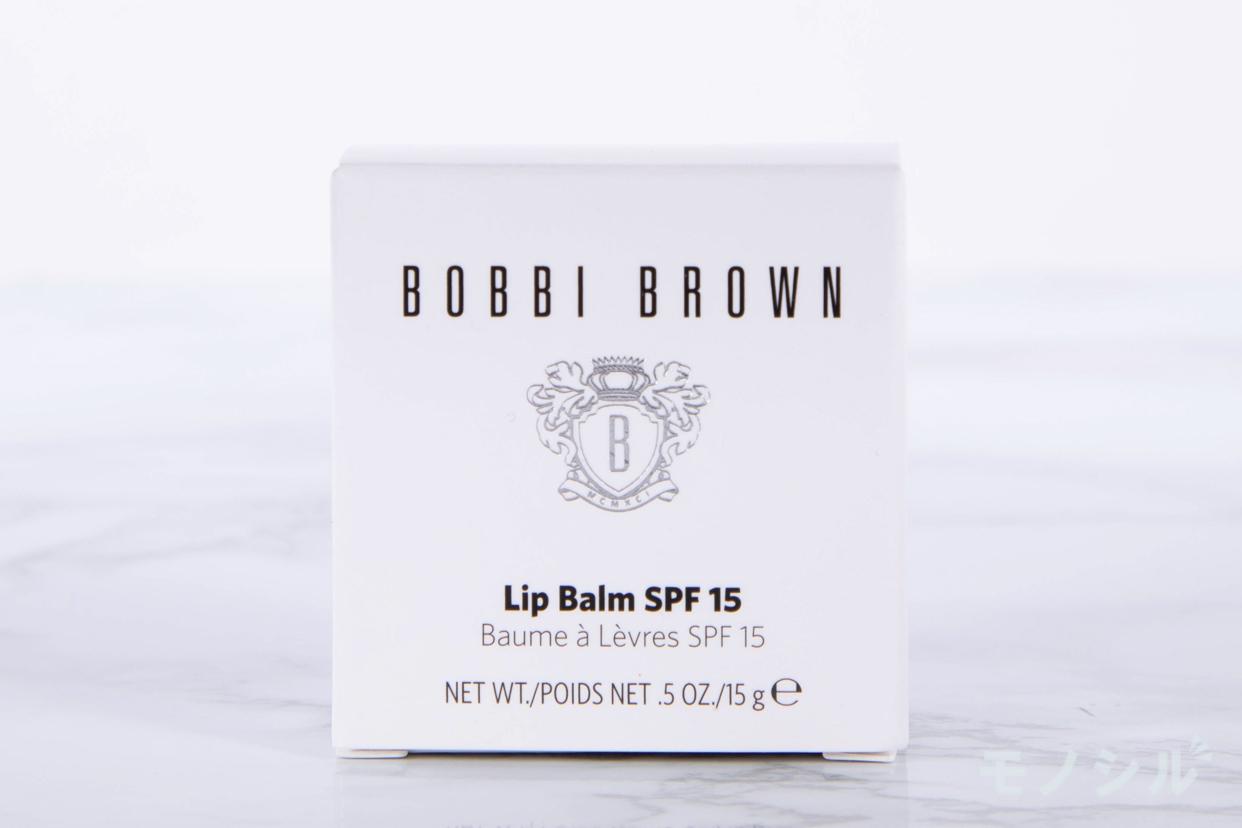 BOBBI BROWN(ボビイブラウン) リップバームの商品画像2 商品のパッケージ正面画像