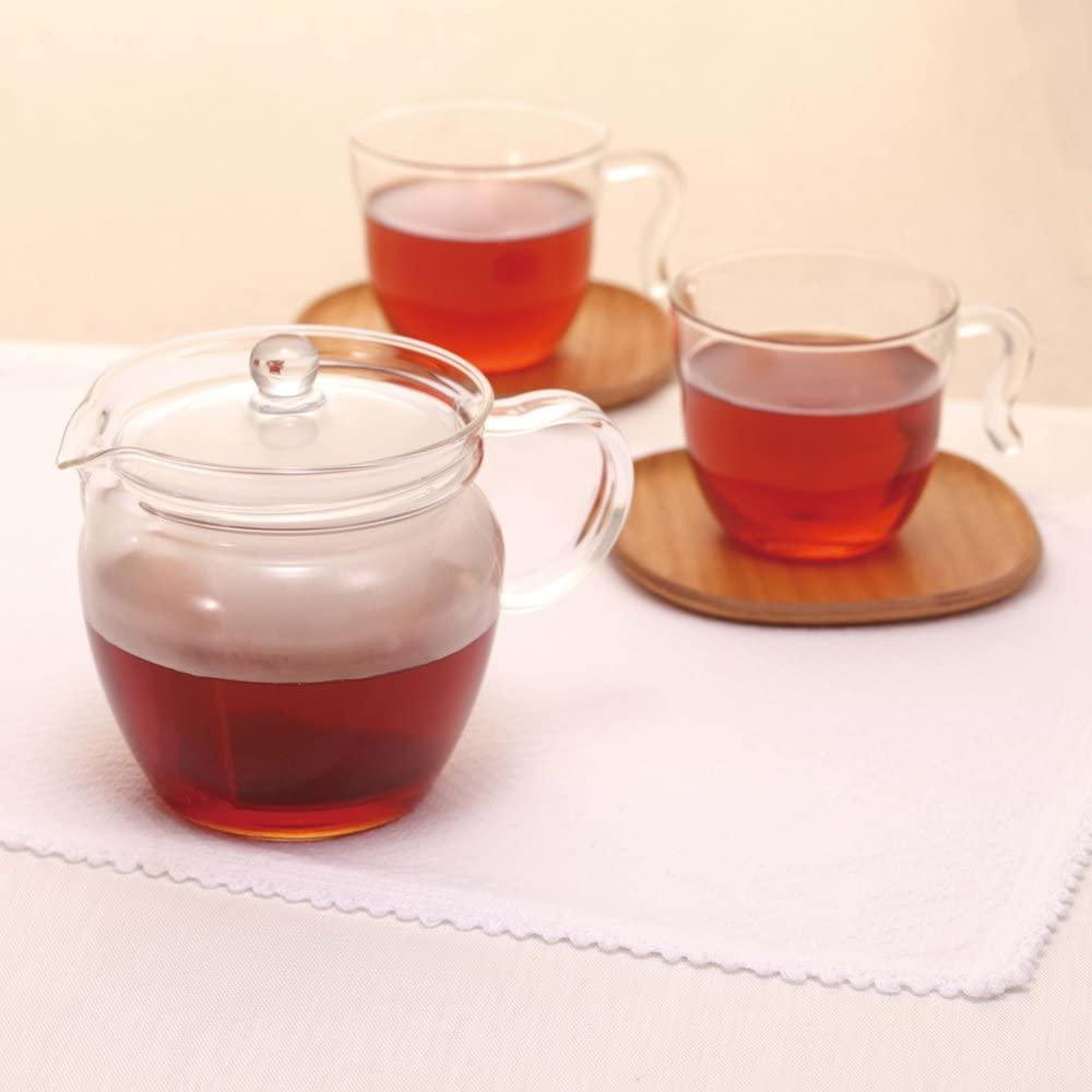 HARIO(ハリオ) 茶茶 なつめ  CHRN-2N クリアの商品画像5