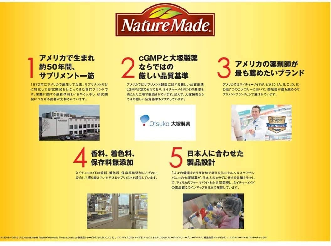 Nature Made(ネイチャーメイド) アスタキサンチンの商品画像3