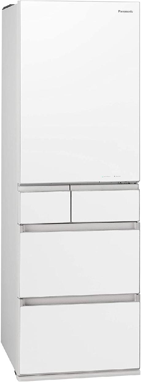 Panasonic(パナソニック)パーシャル搭載 冷蔵庫 NR-E455PXの商品画像3
