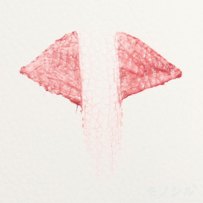 AUBE(オーブ)美容液ルージュの商品の落ちにくさの検証画像