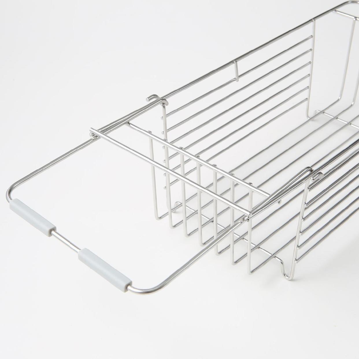 無印良品(MUJI) ステンレスバスケット スライドタイプの商品画像3