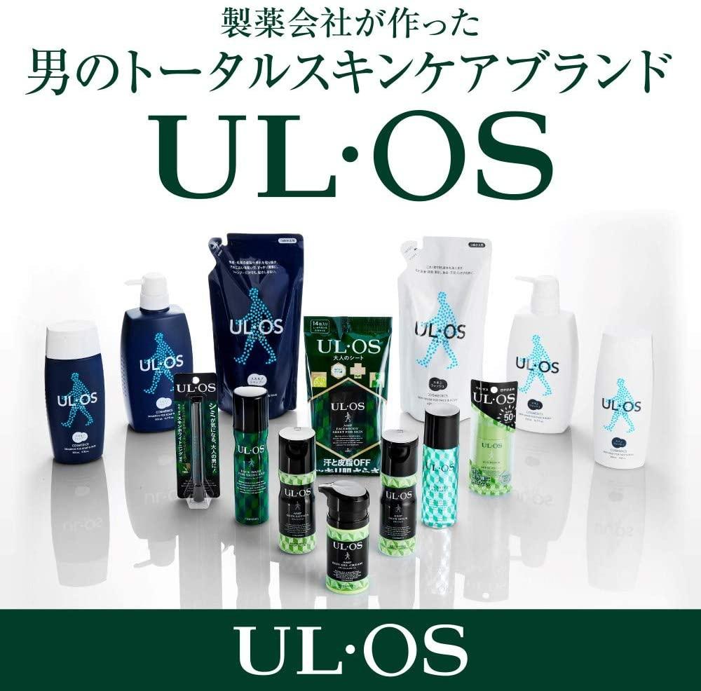 UL・OS(ウル・オス)薬用スキンウォッシュの商品画像7