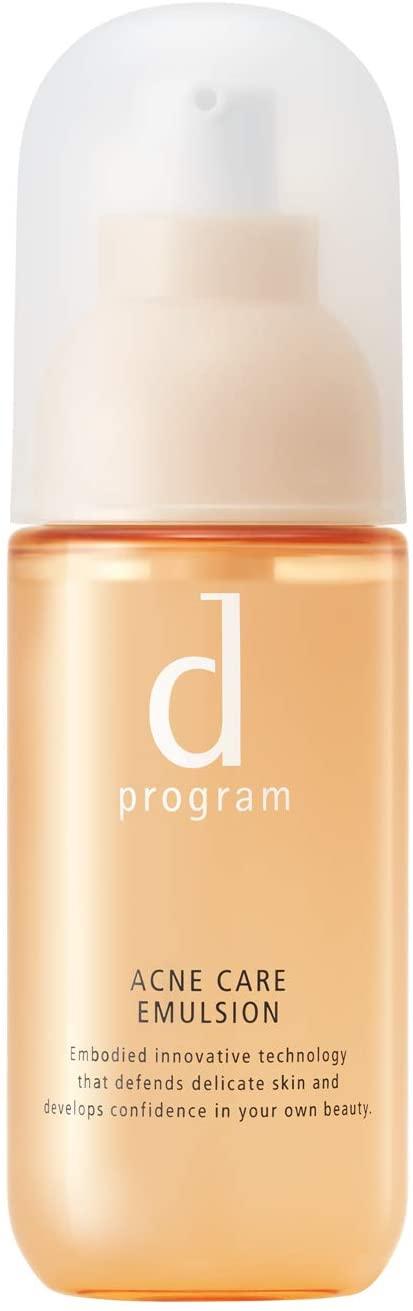 d program(d プログラム) アクネケア エマルジョン MBの商品画像