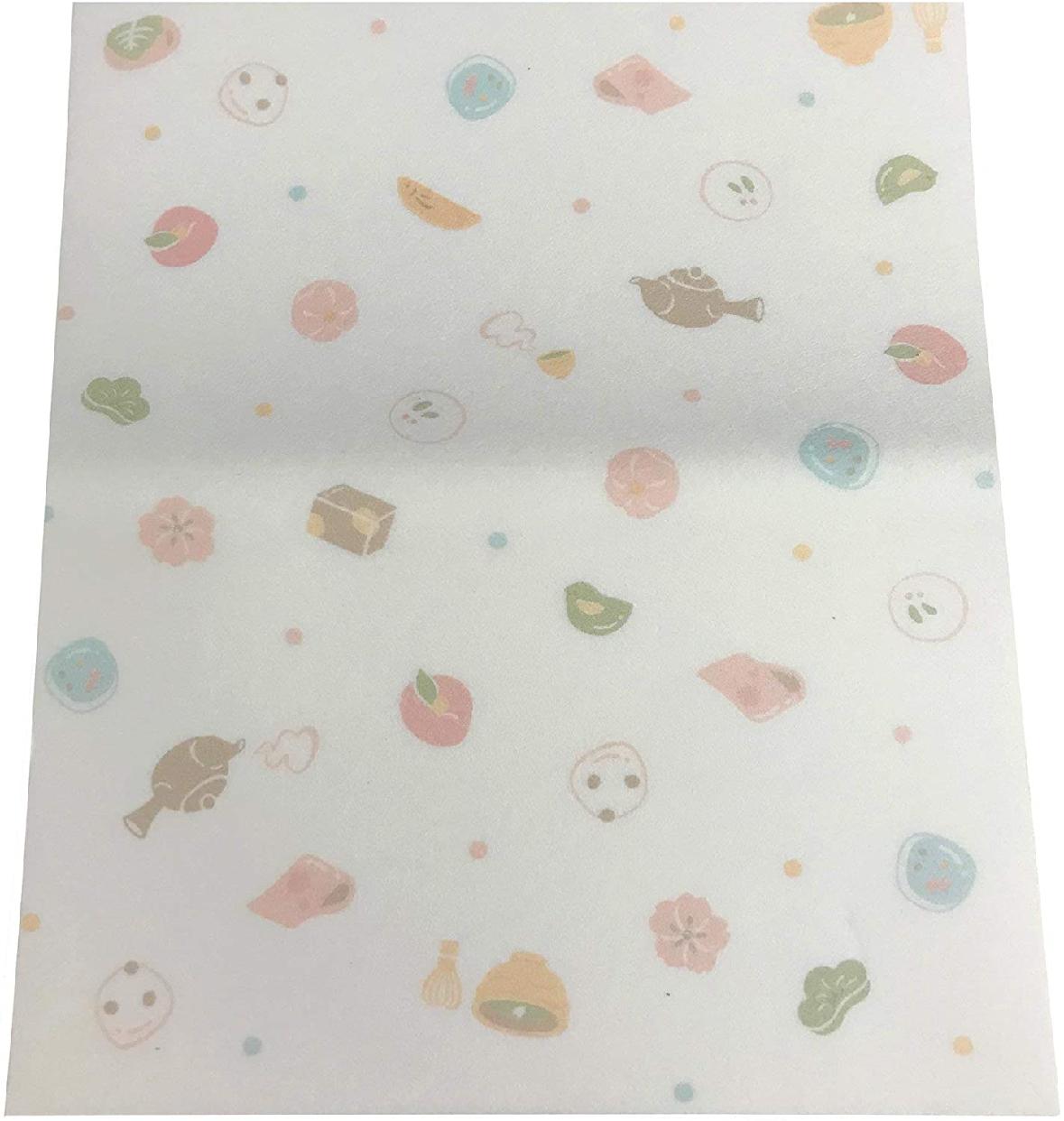 クロチク おしゃれ懐紙 和菓子 71709711 白の商品画像4