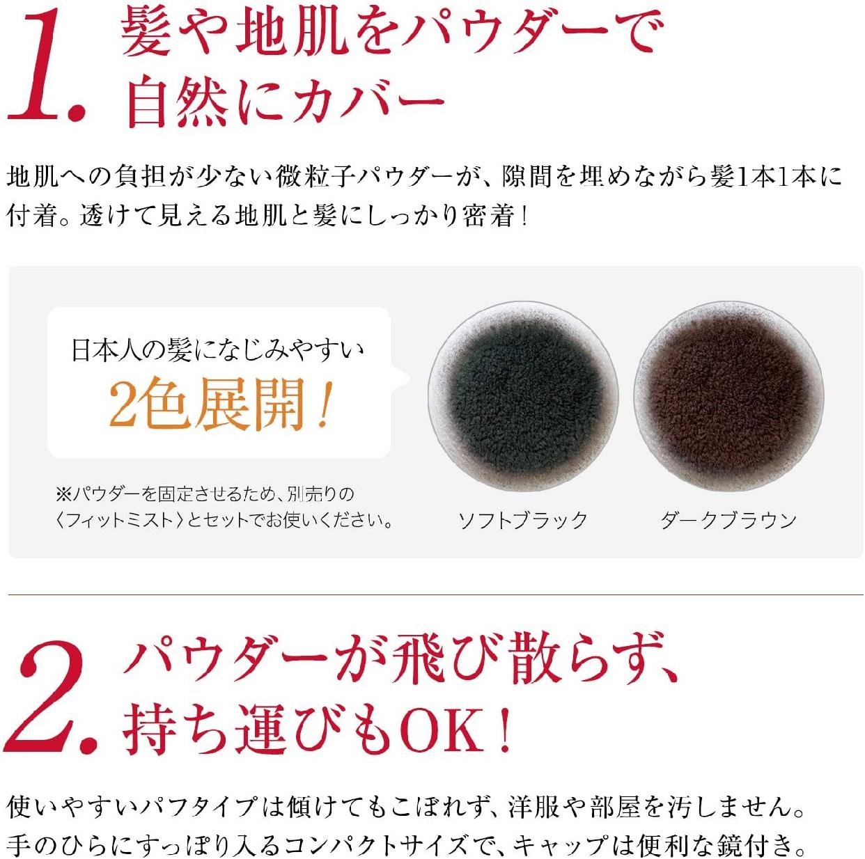 Dr.Ci:Labo(ドクターシーラボ) 簡単白髪かくしボリュームパウダーの商品画像4