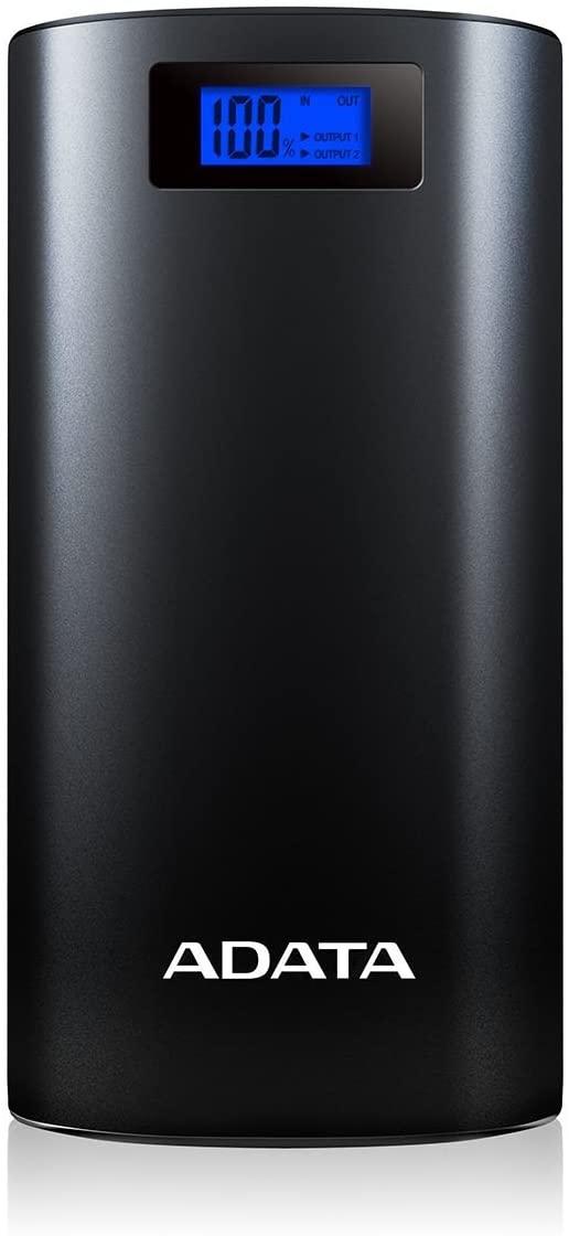 ADATA(エイデータ) Power Bank AP20000D-DGT-5Vの商品画像