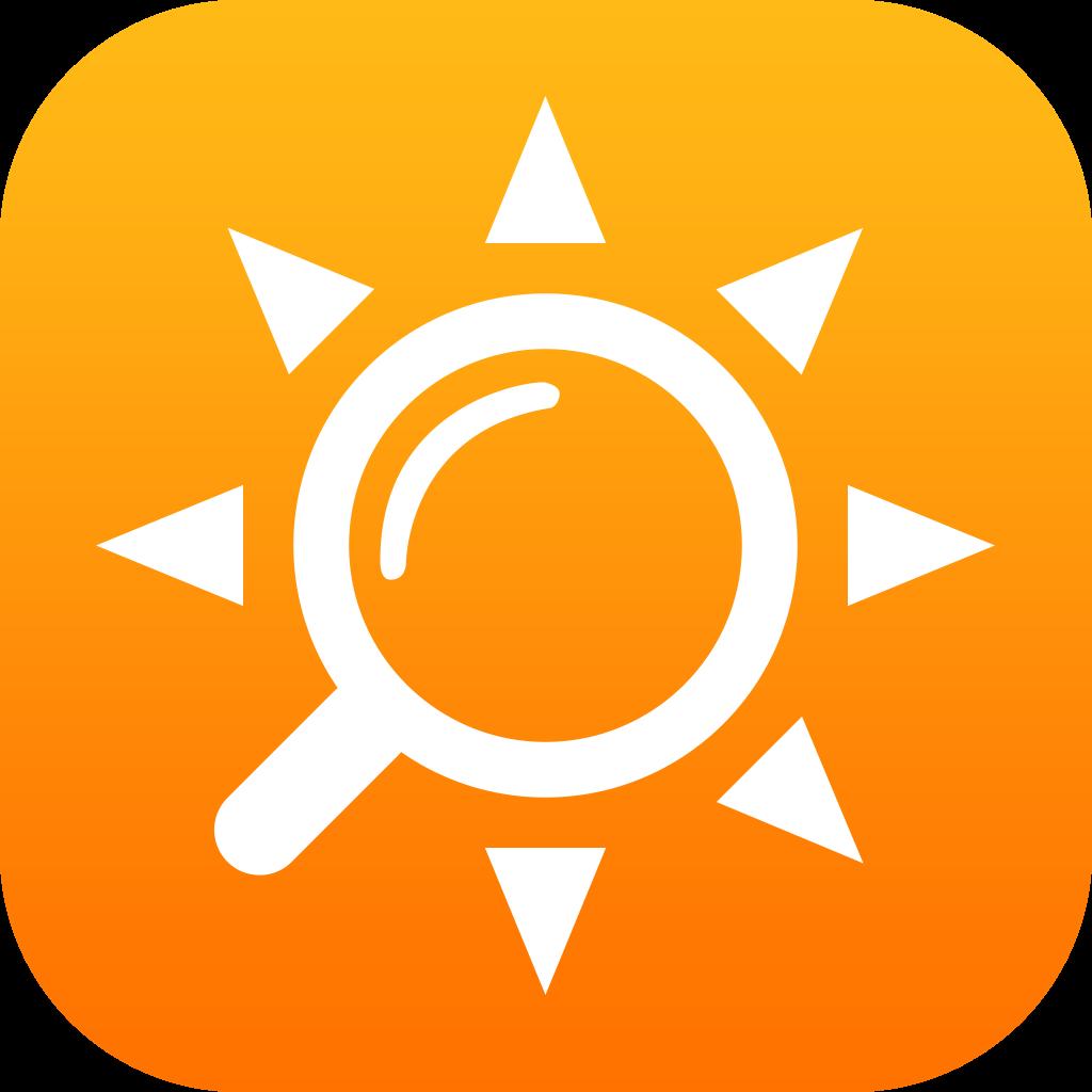 ONE COMPATH(ワンカンパチ) マピオン超ピンポイント天気の商品画像