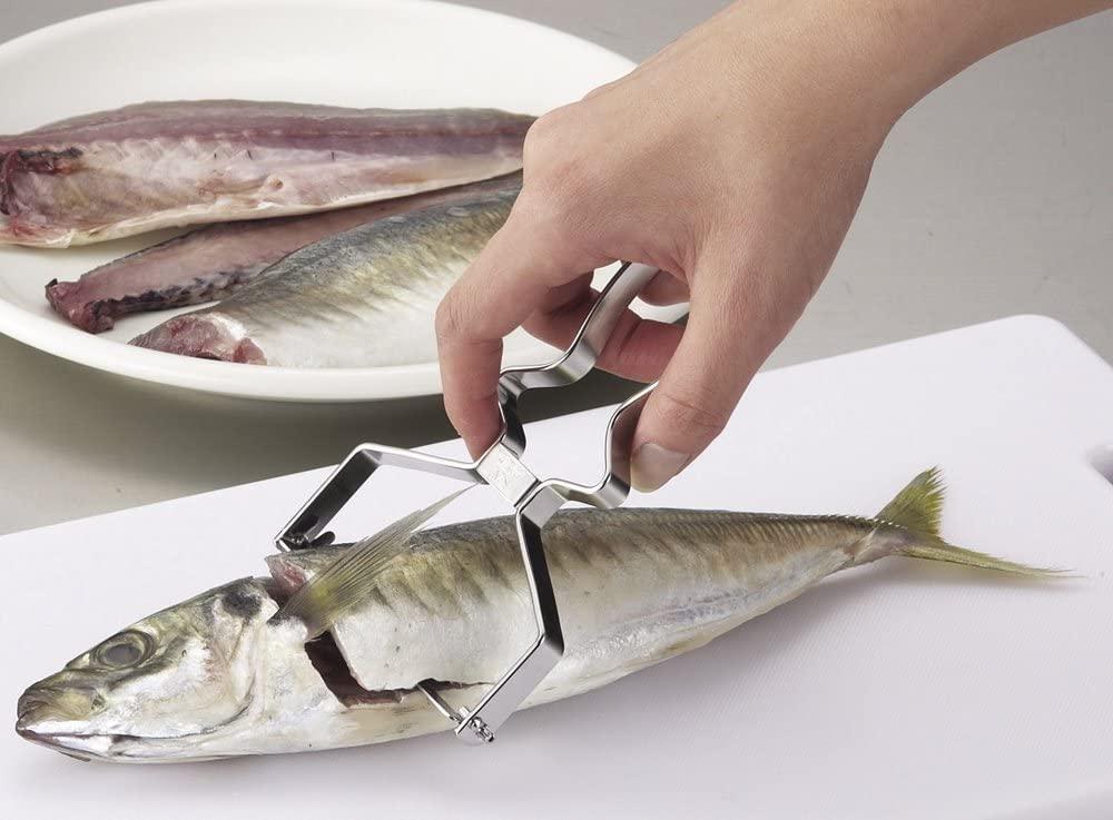 貝印(かいじるし)小魚 三枚おろしピーラーの商品画像6