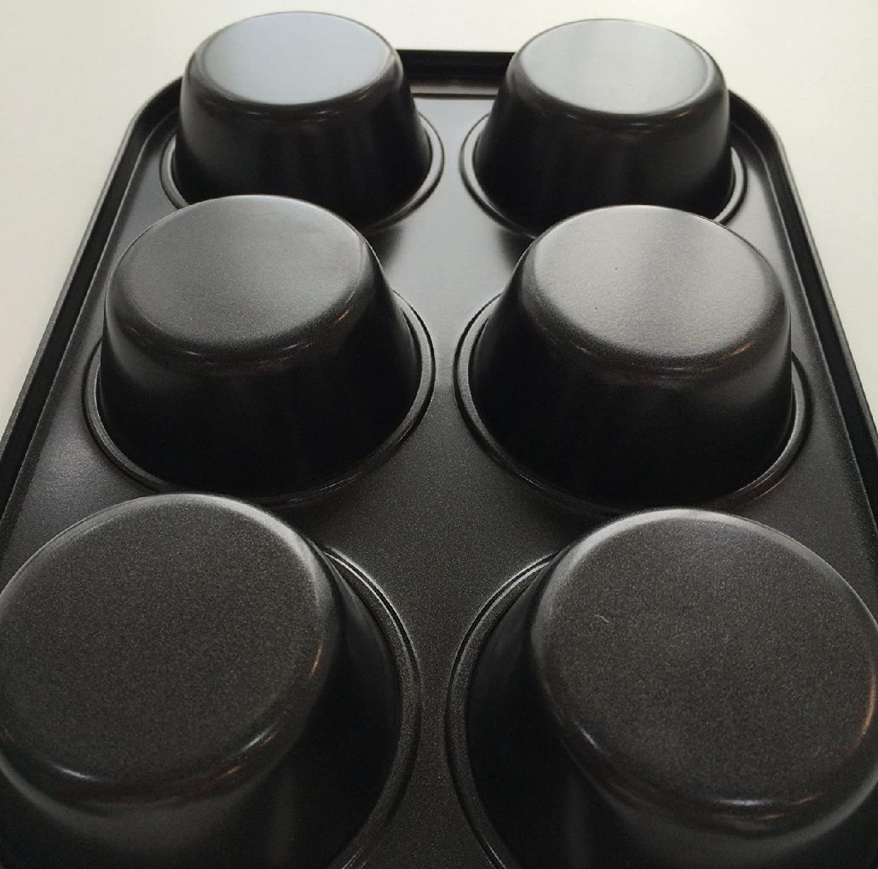 EEスイーツ(イーイースイーツ)マフィン型 D-4838 ブラックの商品画像6