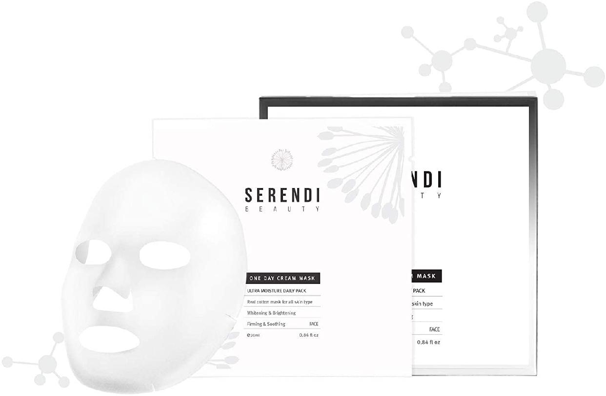 SERENDIBEAUTY(セレンディ ビューティー)ワンデークリームマスク