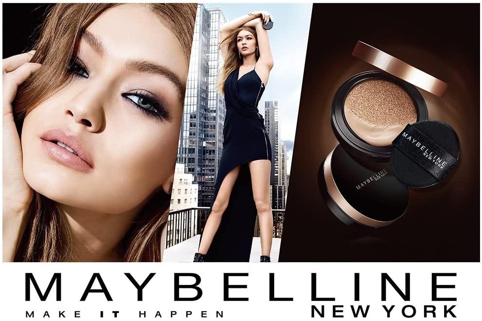 MAYBELLINE NEW YORK(メイベリン ニューヨーク) SP クッション ウルトラカバークッション BB ファンデーションの商品画像17