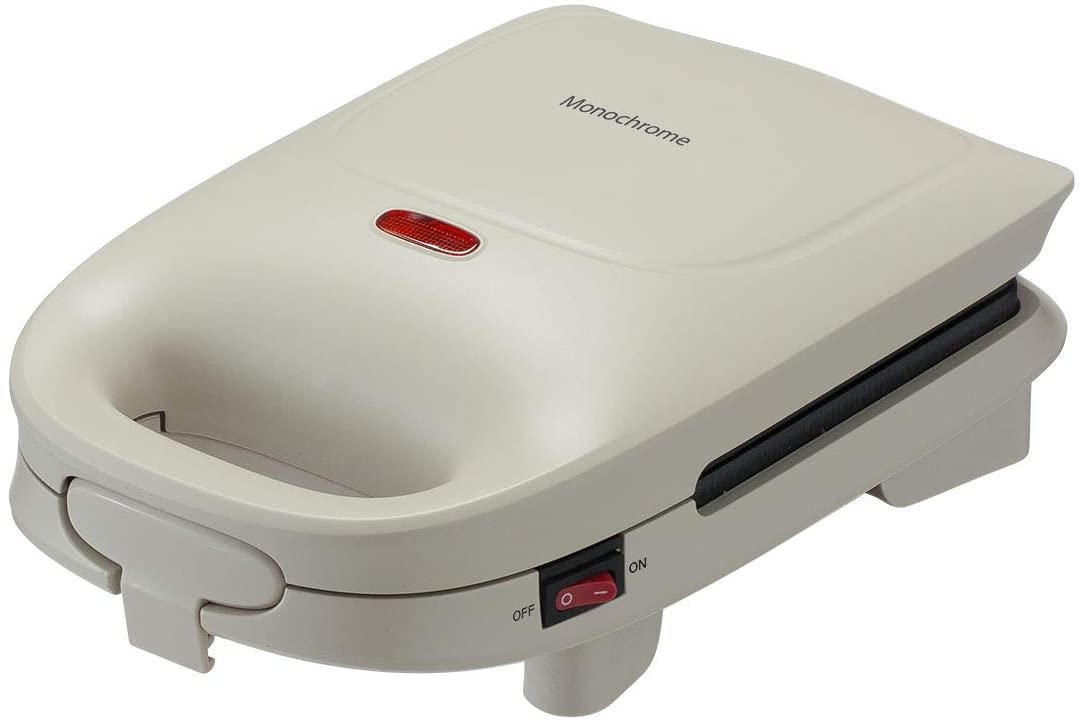 Monochrome(モノクローム) ホットサンドメーカー MSW-0600