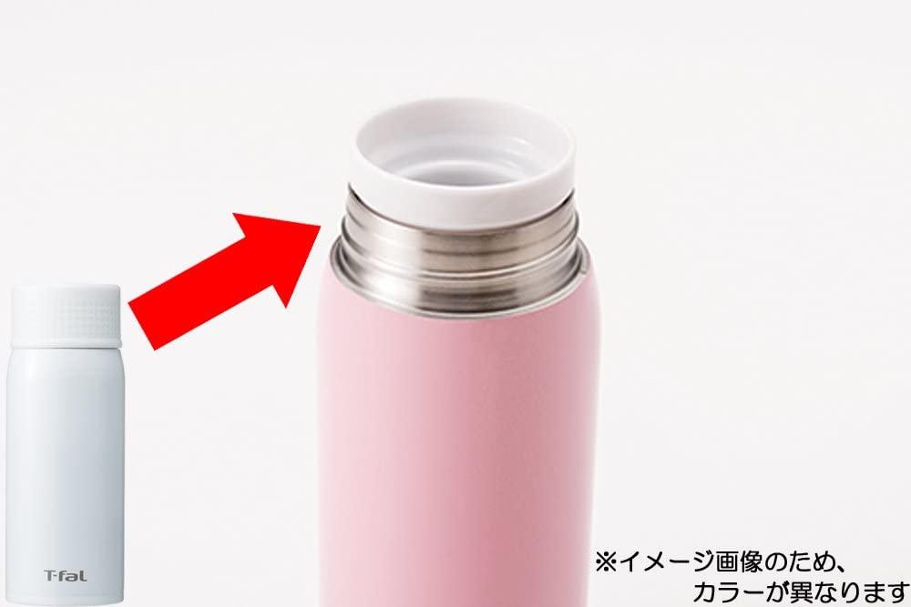 T-fal(ティファール)ステンレスマグボトル クリーンマグ 350mlの商品画像2