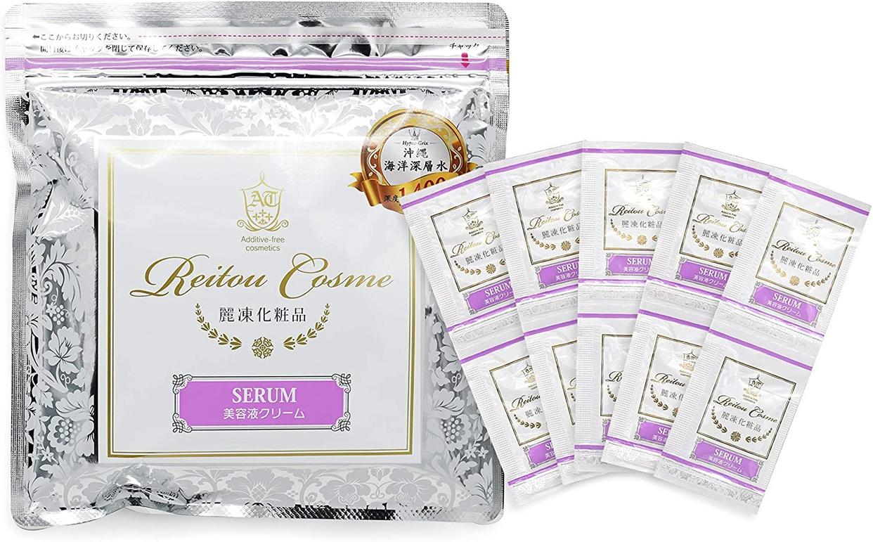 麗凍化粧品(Reitou Cosme) 美容液クリーム