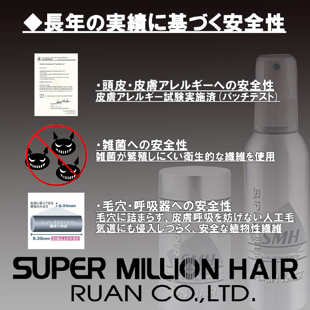 SUPER MILLION HAIR(スーパーミリオンヘアー) スーパーミリオンヘアーの商品画像7