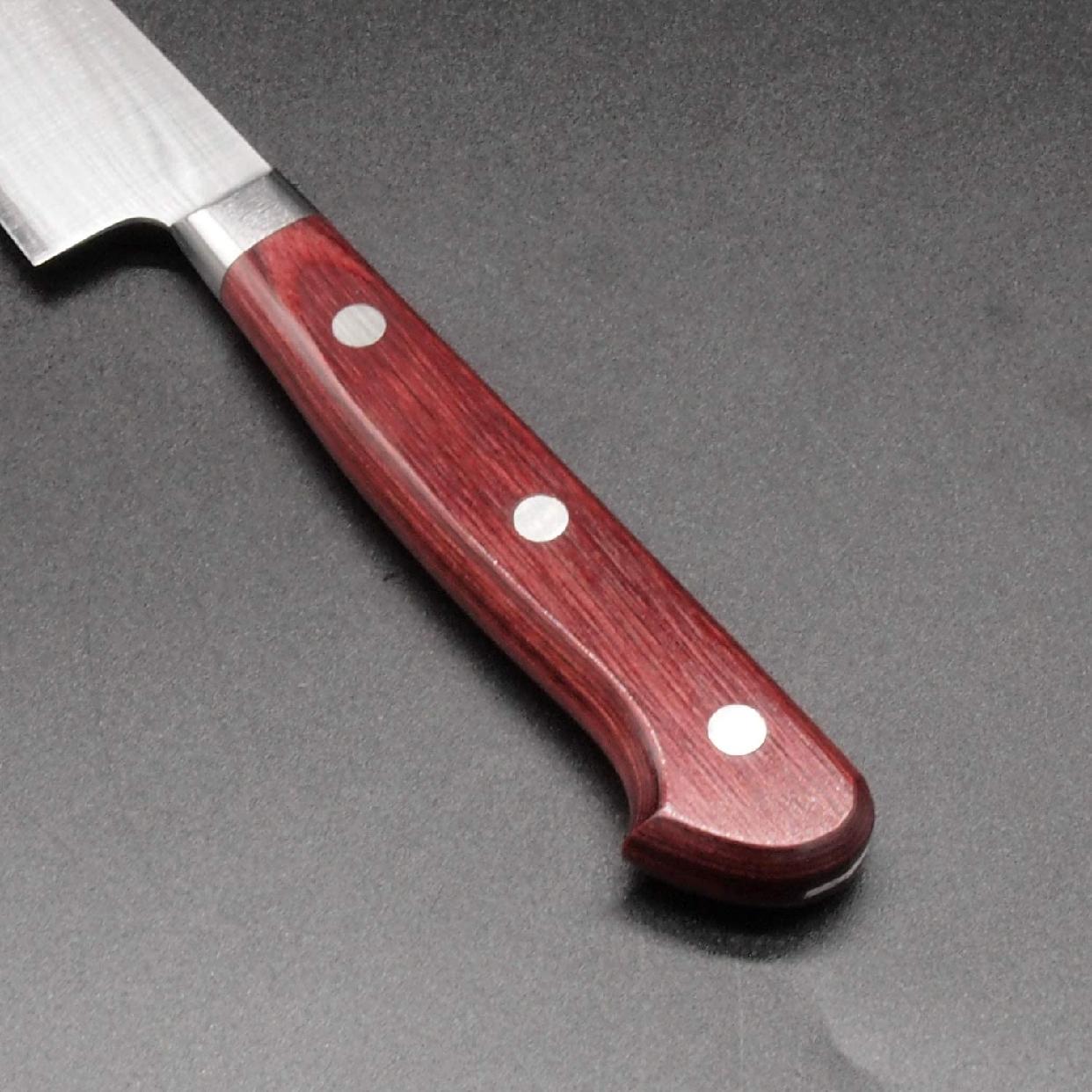 高村刃物製作所(タカムラハモノセイサクショ) ステンレス粉末ハイス鋼 ペティナイフ 150mmの商品画像9