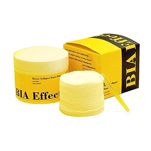 BIA Effect(ビア エフェクト) はちみつコラーゲントナーパッド
