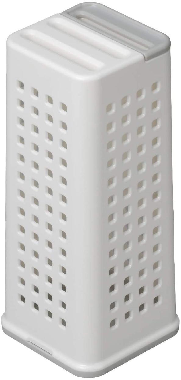 イノマタ化学(Inomata-k) ナイフスタンド ホワイト 0400の商品画像
