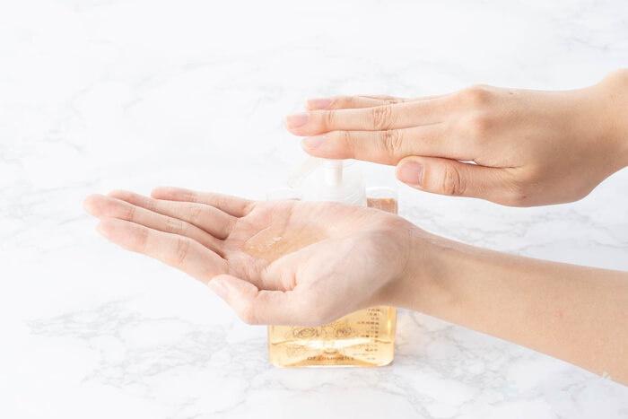 Of cosmetics(オブ・コスメティックス) 薬用ソープオブヘア・1-ROスキャルプ (ローズブーケの香り)の商品画像7