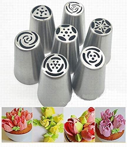 Sakura作(サクラサク) 生クリーム絞り口 花7種類の商品画像4
