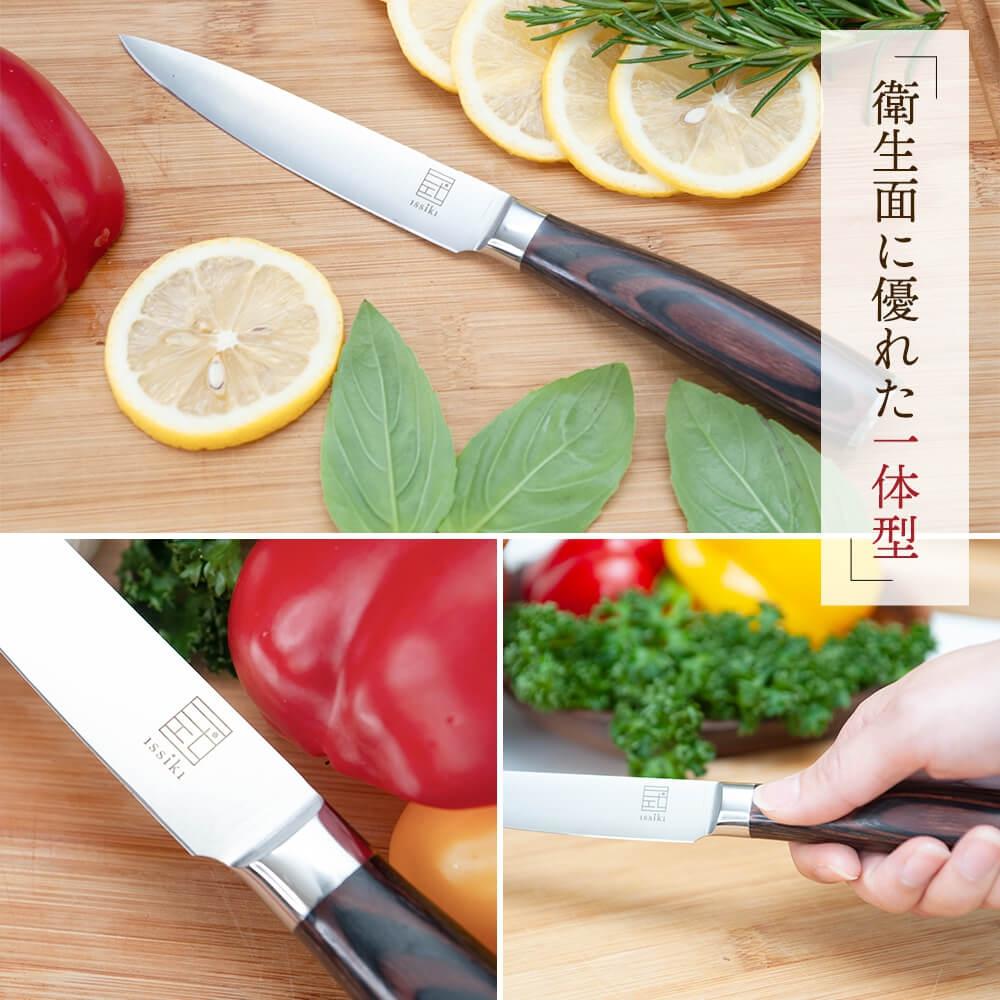 ISSIKI(いっしき) Cutlery ペティナイフ ステンレス 120mmの商品画像11