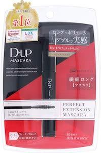 D-UP(ディーアップ)パーフェクトエクステンション マスカラ