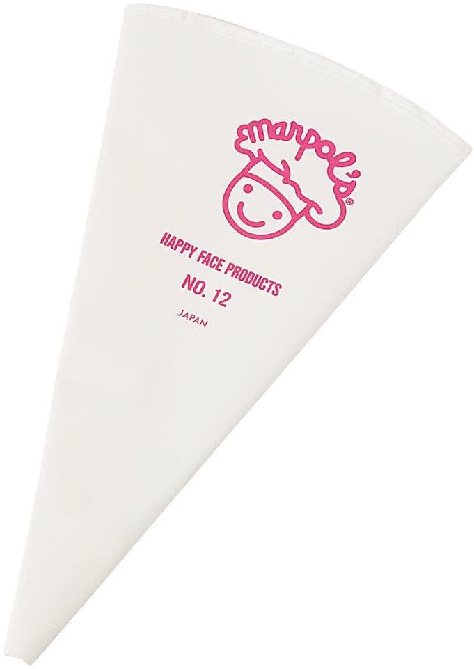 PRO SERIES(プロシリーズ) マーポール 絞り出し袋 No.12 白の商品画像