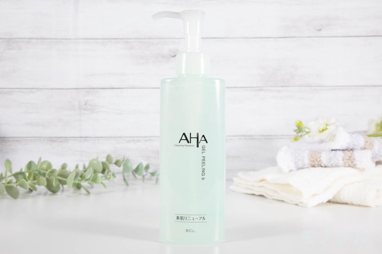 AHA(クレンジングリサーチ)ジェルピーリング bの商品画像