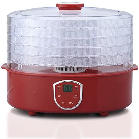 TDP(ティーディーピー)フードドライヤー 食品乾燥機 ドライフルーツメーカー 5層大容量  EB-RM33Aの商品画像