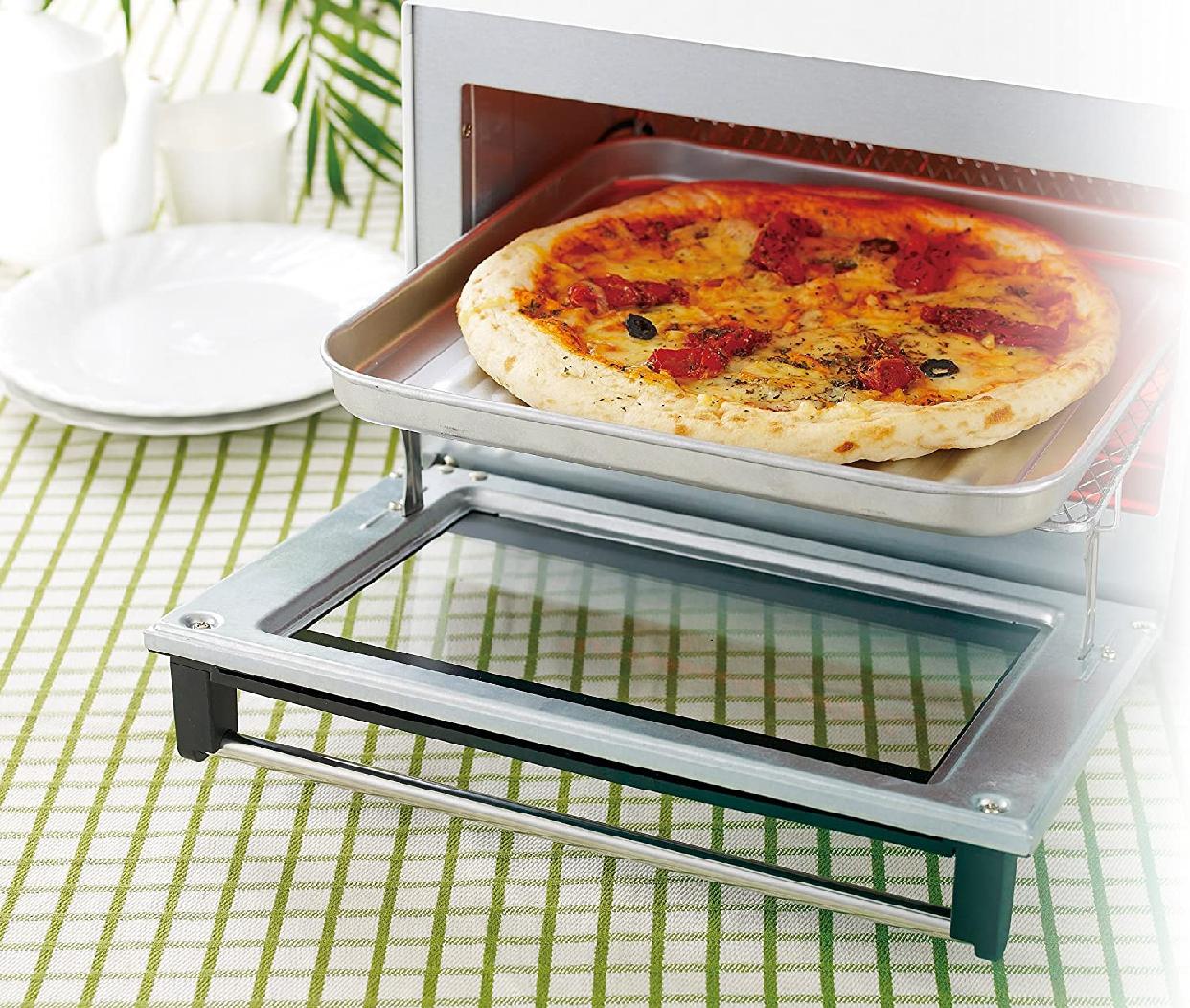 PIERA(ピエリア) ビッグオーブントースター DOT-1402の商品画像7