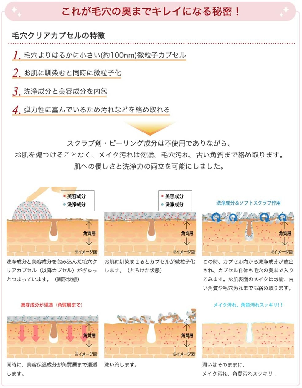 DUO(デュオ) ザ クレンジングバーム クリアの商品画像4