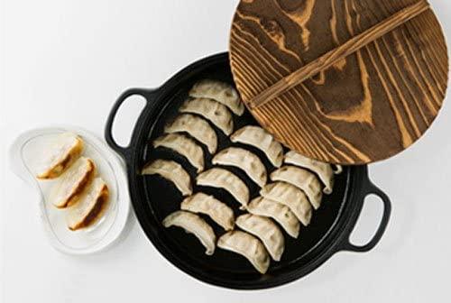 OIGEN(オイゲン) すき焼ぎょうざ兼用鍋26cm(IH対応)の商品画像5