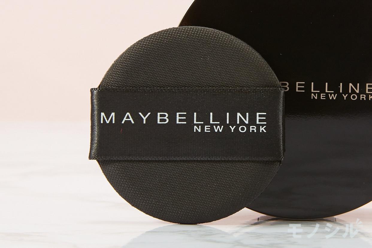 MAYBELLINE NEW YORK(メイベリン ニューヨーク) SP クッション ウルトラカバークッション BB ファンデーションの商品画像3 商品に付属しているパフの画像