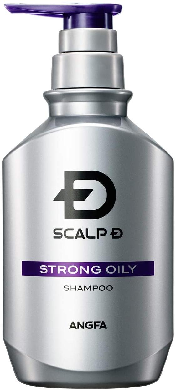 SCALP D(スカルプD) 薬用スカルプシャンプー ストロングオイリーの商品画像