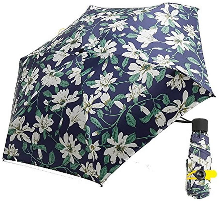 Royanney(ロヤンニー) 日傘 折りたたみ傘 晴雨兼用の商品画像