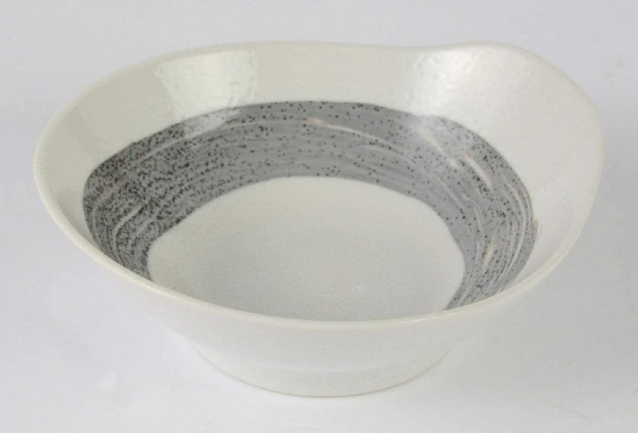 みのる陶器(ミノルトウキ) 美濃焼 粉引刷毛目 とんすい 3個セットの商品画像4