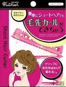Fluli Fuari(フルリフアリ) ショートヘアカーラーの商品画像