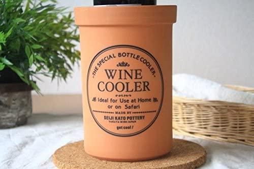 セラポッケ 陶器製ワインクーラー ts-0003 ブラウンの商品画像7