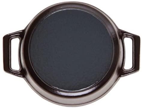 staub(ストウブ)ミニ ピコ ココット ラウンド ブラック 10cm 40500-101の商品画像3
