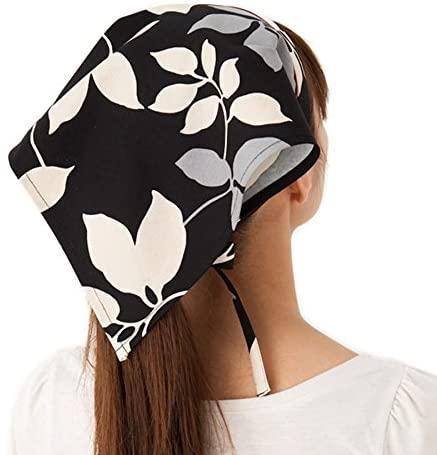 エプロンストーリー(Apron Story) 三角巾 (リーフ) SA0027の商品画像