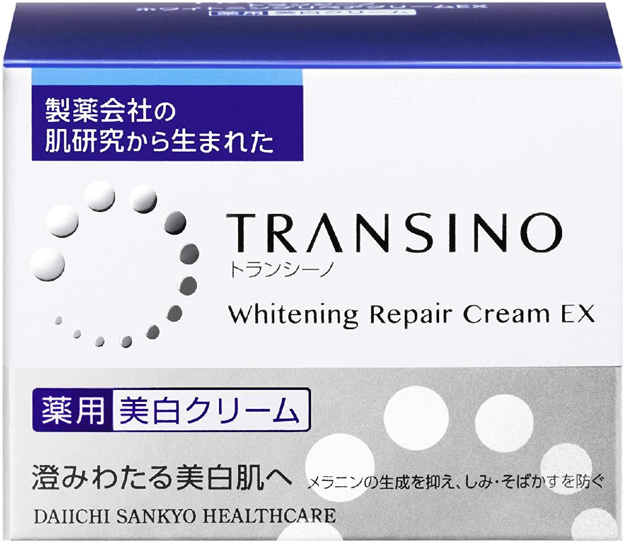 TRANSINO(トランシーノ)薬用ホワイトニングリペアクリームEXの商品画像6