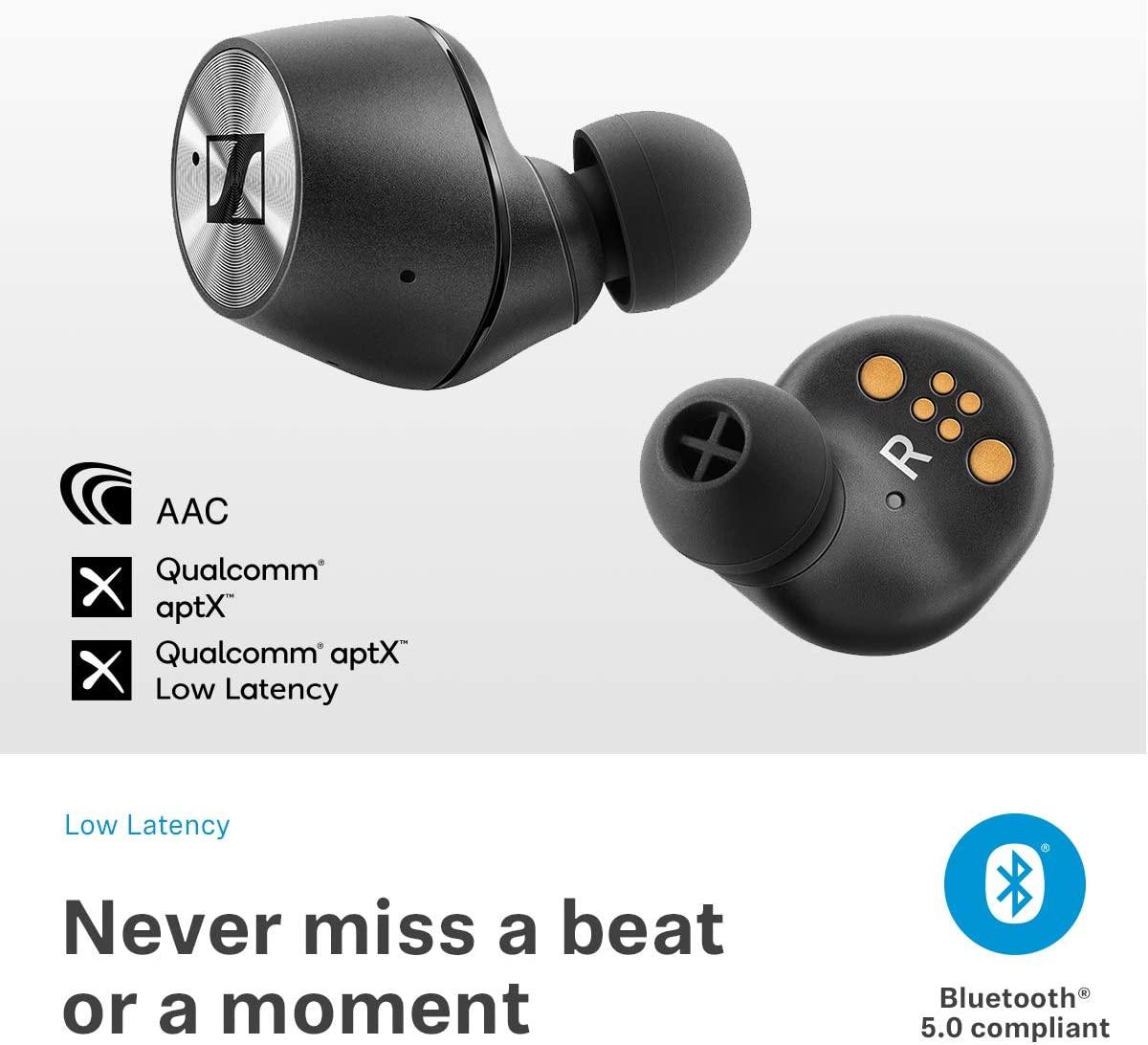Sennheiser(ゼンハイザー) MOMENTUM True Wireless M3IETWの商品画像6