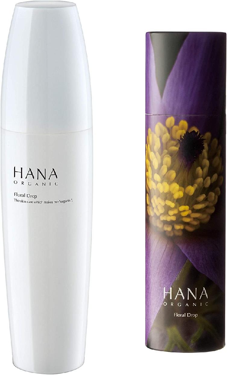 HANA オーガニック フローラルドロップの商品画像