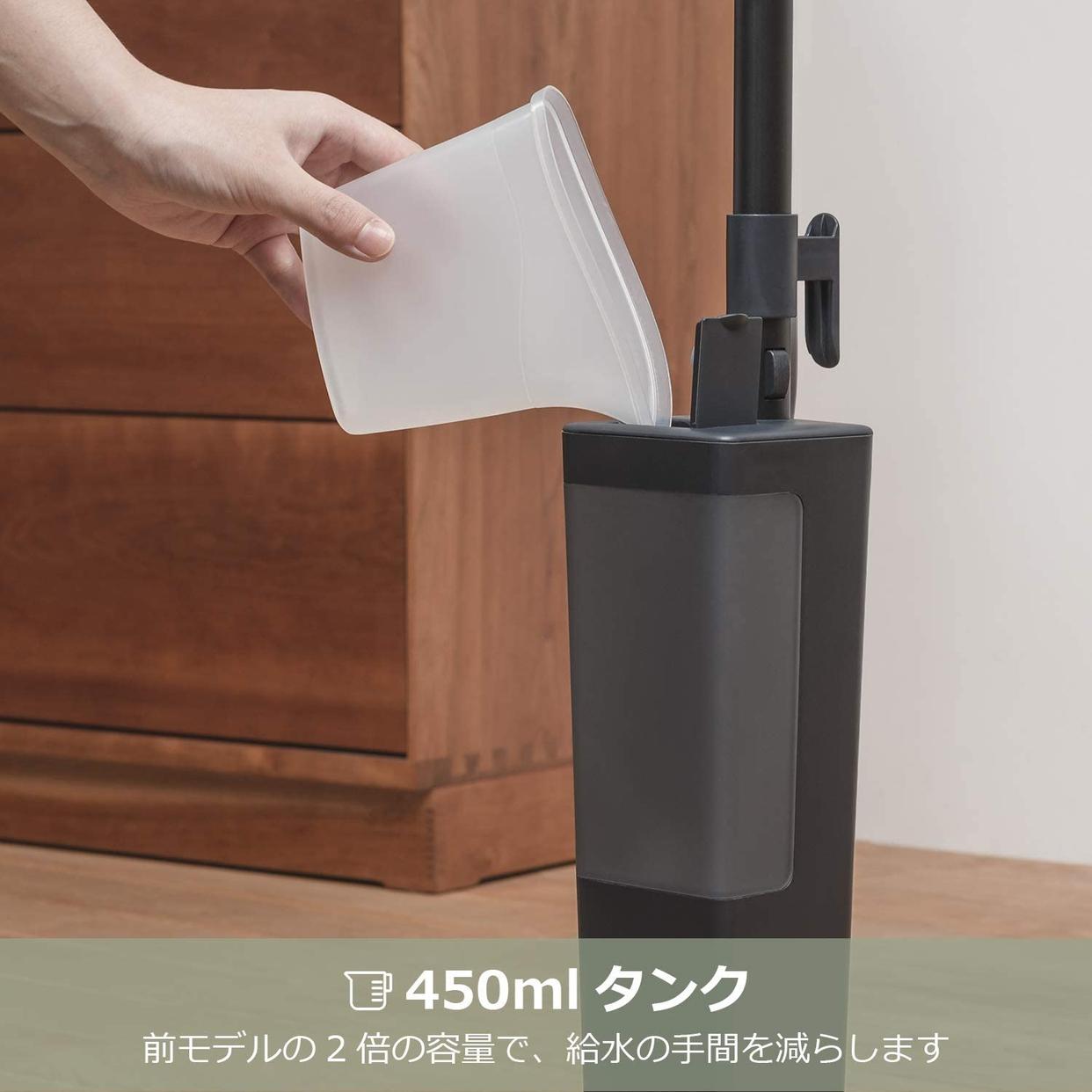 &ELEPGANT(アンドエレファント) Light'n'Easy SteamGo モップタイプ S5の商品画像4