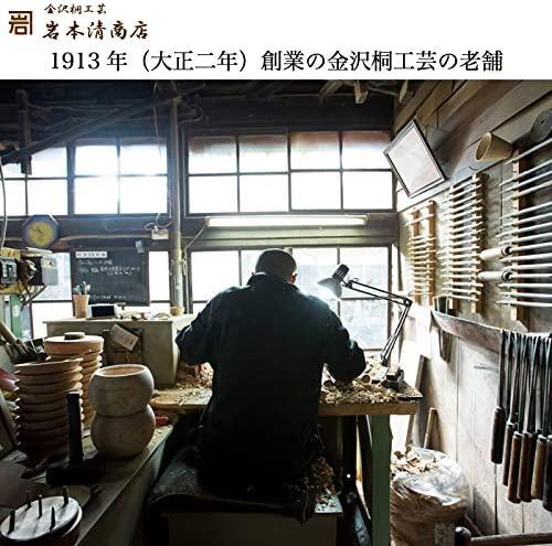 岩本清商店(いわもときよししょうてん)ちょこっとトレー 艶無し 2枚組セットの商品画像5